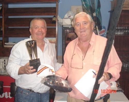 El Badio, ganador del XII Concurso de Pesca de Altura al Brumeo – Memorial José Luís Araquistain