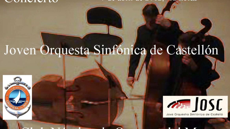 Concierto de La Jove Orquesta de Castellón