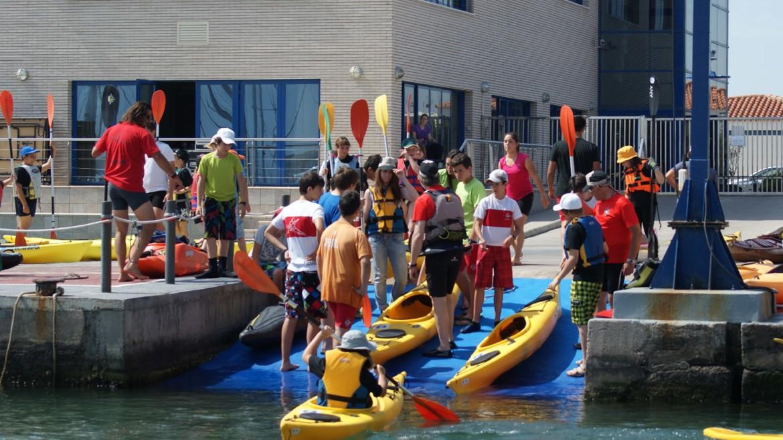 La Asociación de Clubes Náuticos de Castellón y la Diputación Provincial presentan los Encuentros de Deporte Base 2012