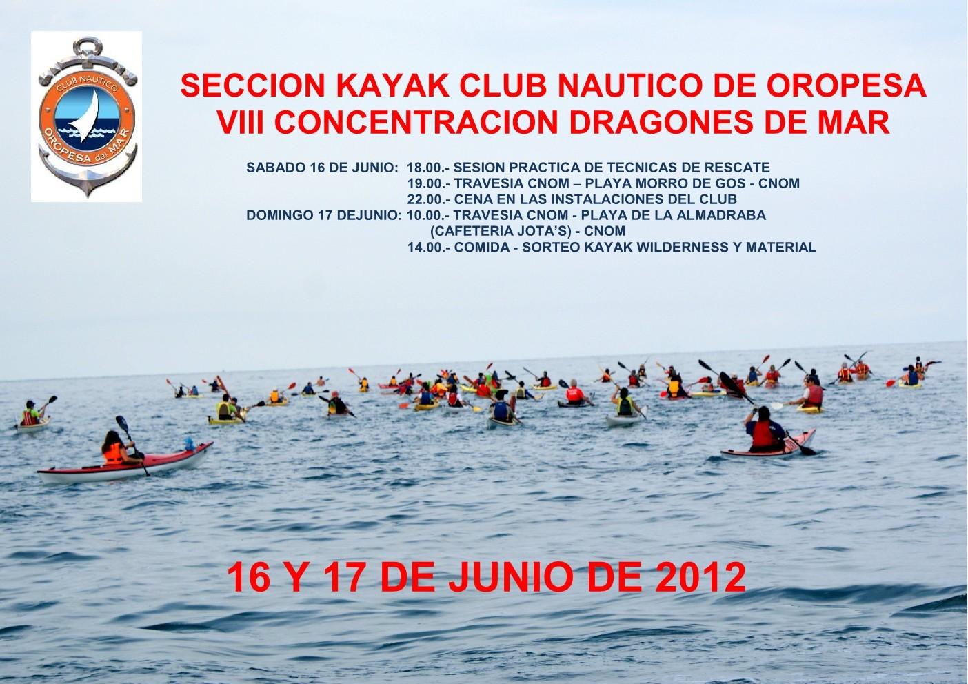 DRAGONES2012