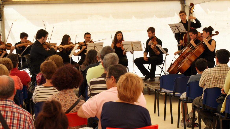 La Jove Orquesta de Castellón volvió a encandilar al público en el CN Oropesa