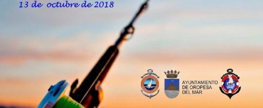 Concurso de pesca Currican