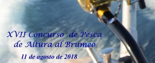 XVII Concurso de Pesca de Altura al Brumeo CNOM