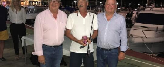 Éxito de participación en el XVII Concurso de Pesca de Altura al Brumeo