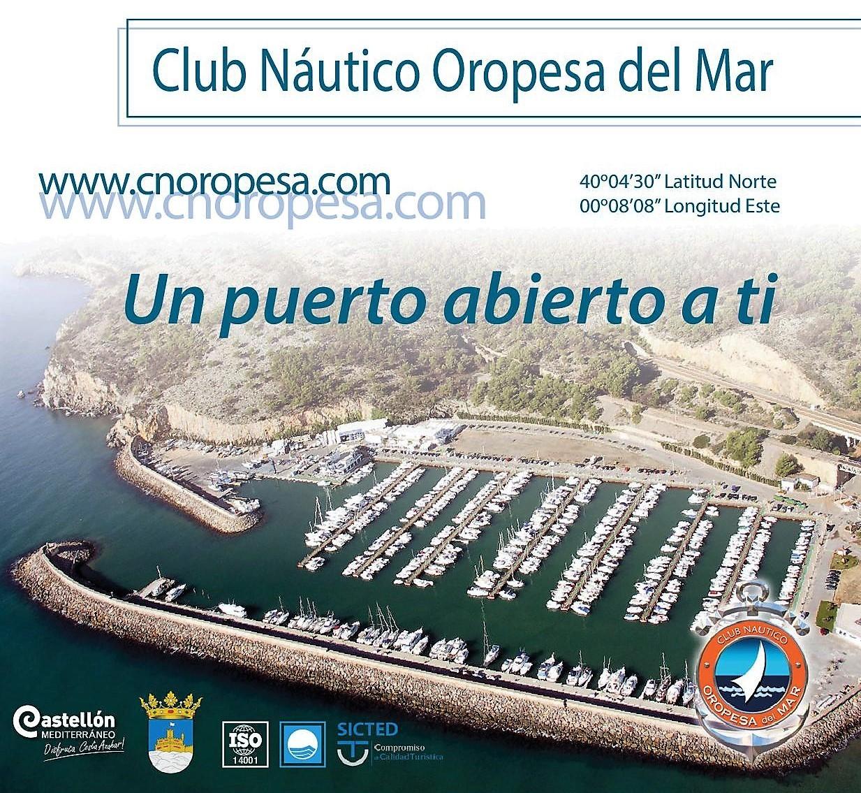 CN OROPESA PÀG 1 - Nuevo tríptico informativo del club.