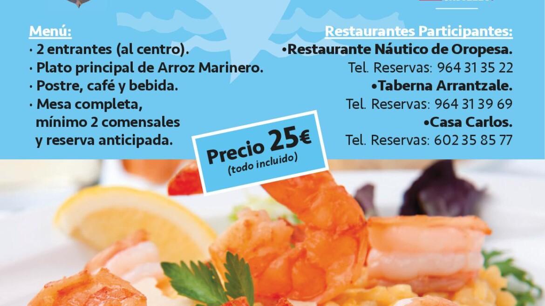 Jornadas gastronómicas del Arroz Marinero
