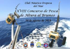brumeo2019 300x212 - XVIII CONCURSO DE PESCA DE ALTURA AL BRUMEO.