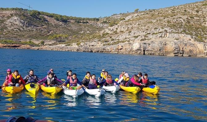 """img 63124 - Colegios del municipio más cerca del mar gracias al """"Programa Azul"""""""