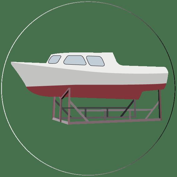 instalaciones marina seca - Servicios