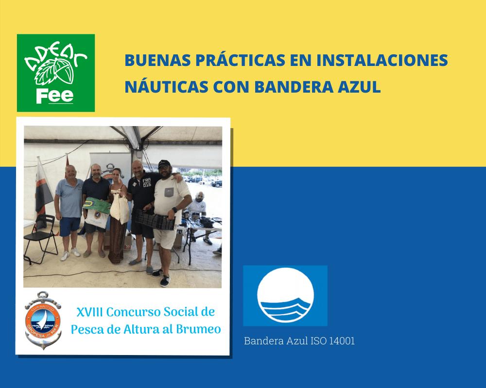 BUENAS PRÁCTICAS EN INSTALACIONES NÁUTICAS CON BANDERA AZUL CNOM - Inicio