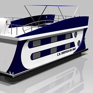 barco escuela proyecto