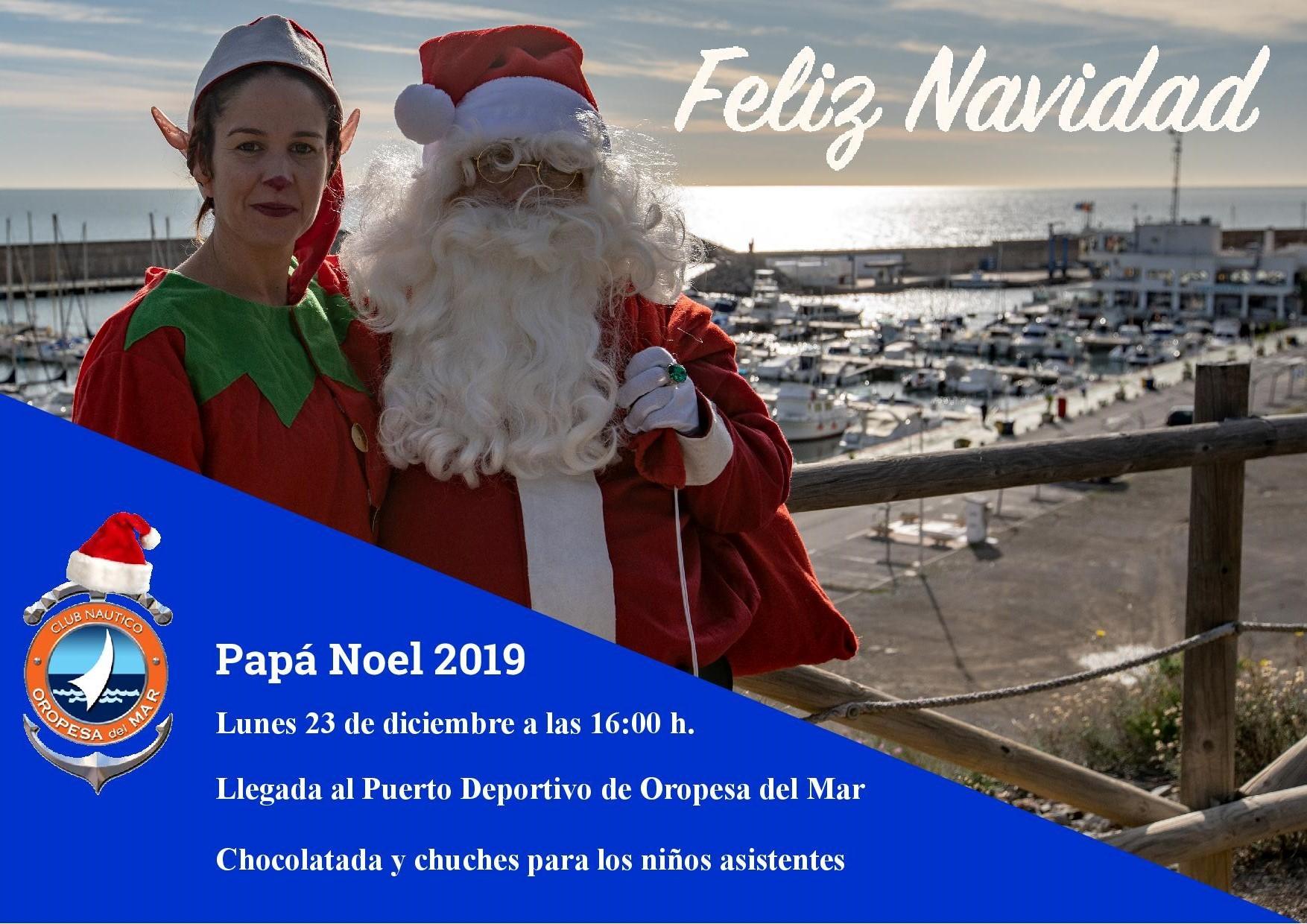 papa noel 2019 - Cena social 2019 CNOM