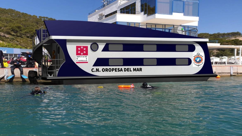 Los Barcos Escuela Contribuirán al Desarrollo del Turismo en Oropesa Del Mar