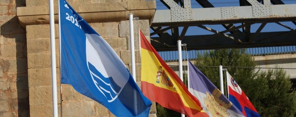 El CN Oropesa del Mar revalida la Bandera Azul 2020/2021