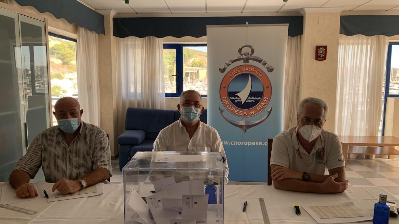 Elecciones 2020 CN Oropesa del Mar