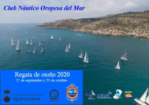 cartel regata otono 2 300x212 - Regata otoño 2020 CNOM