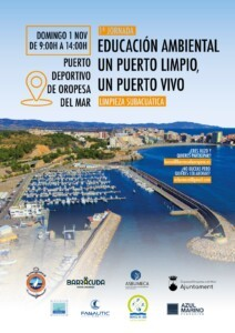 PHOTO 2020 10 22 19 10 55 212x300 - 1ª JORNADA DE EDUCACION AMBIENTAL CN OROPESA DEL MAR