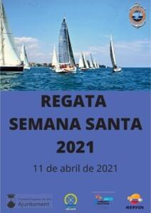 cartel regata semana santa 212x300 - Regata SEMANA SANTA 2021