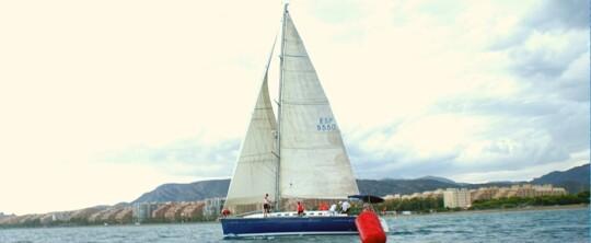 Primera prueba Regata de Primavera 2021 CN Oropesa del Mar