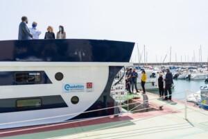 AFI09143 300x200 - El Club Náutico de Oropesa presenta oficialmente sus dos Barcos Escuela.