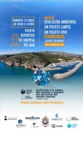 jornada educacion ambiental 169x300 - Jornada de Educación Ambiental Club Náutico Oropesa del Mar