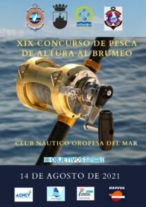 cartel CNOM  212x300 - XIX CONCURSO SOCIAL BRUMEO DE ALTURA