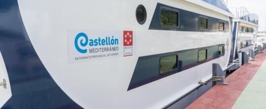 El CN Oropesa del Mar presentará su Barco Escuela en la feria Destaca en Ruta 2021.